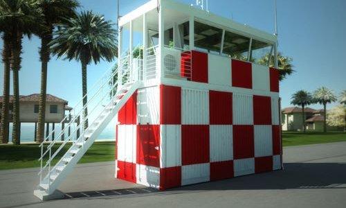 Modular ATC Towers