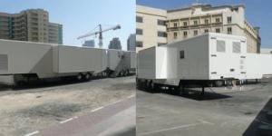 Modular Field Hospital Deployment