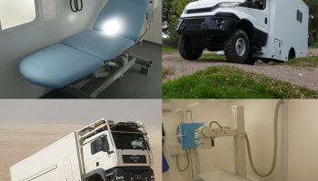 Mobile and Modular Medical Units
