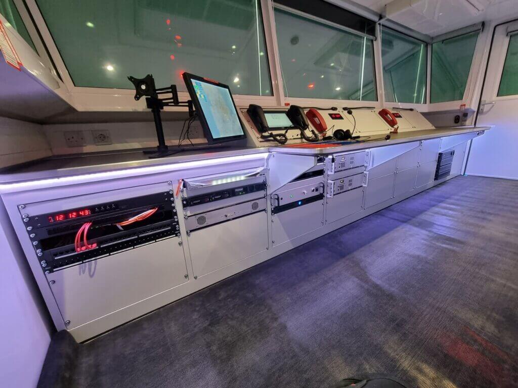 VCR Internal Equipment